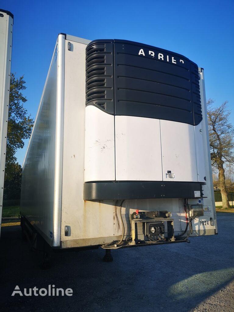 SAMRO Carrier Maxima 1300 2 axles FONTENAX refrigerated semi-trailer