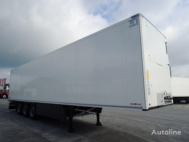 new SCHMITZ CARGOBULL refrigerated semi-trailer