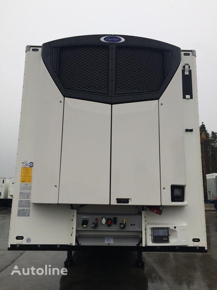 new SCHMITZ CARGOBULL 2 Temperatury - Multitemperatura z Carrier refrigerated semi-trailer