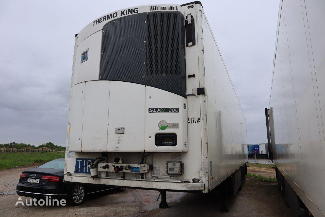 SCHMITZ CARGOBULL AG SKO 24/L refrigerated semi-trailer