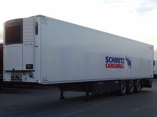 SCHMITZ CARGOBULL FRIGO / CARRIER VECTOR 1950 MT / BI TEMP / DOPPELSTOCK / PALLET  refrigerated semi-trailer