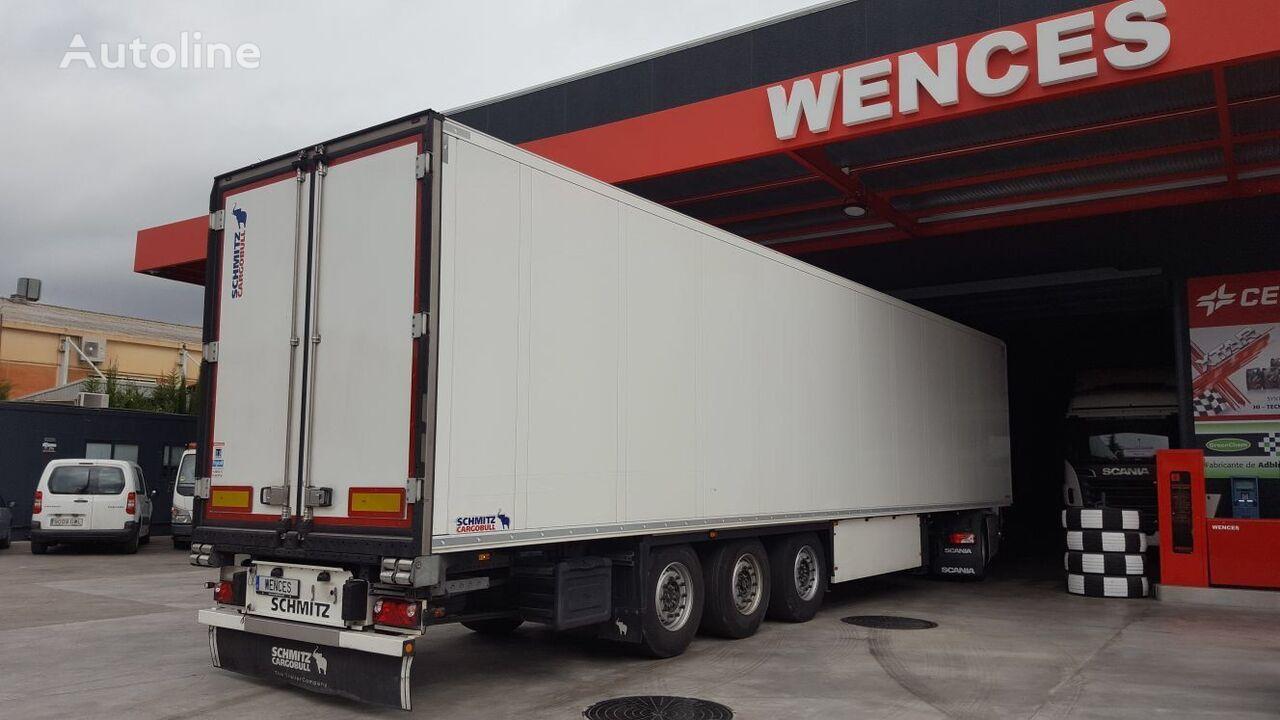 SCHMITZ CARGOBULL Frigorífico  refrigerated semi-trailer
