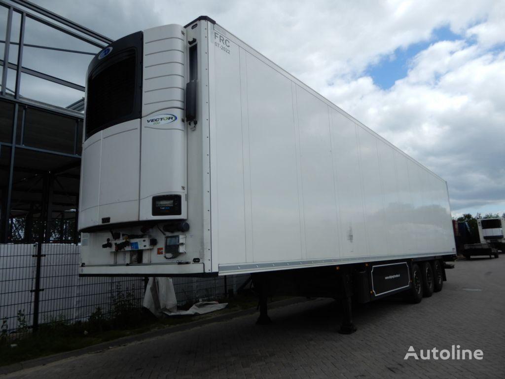 SCHMITZ CARGOBULL Only Rental / Alleen Verhuur / koeler met klep refrigerated semi-trailer