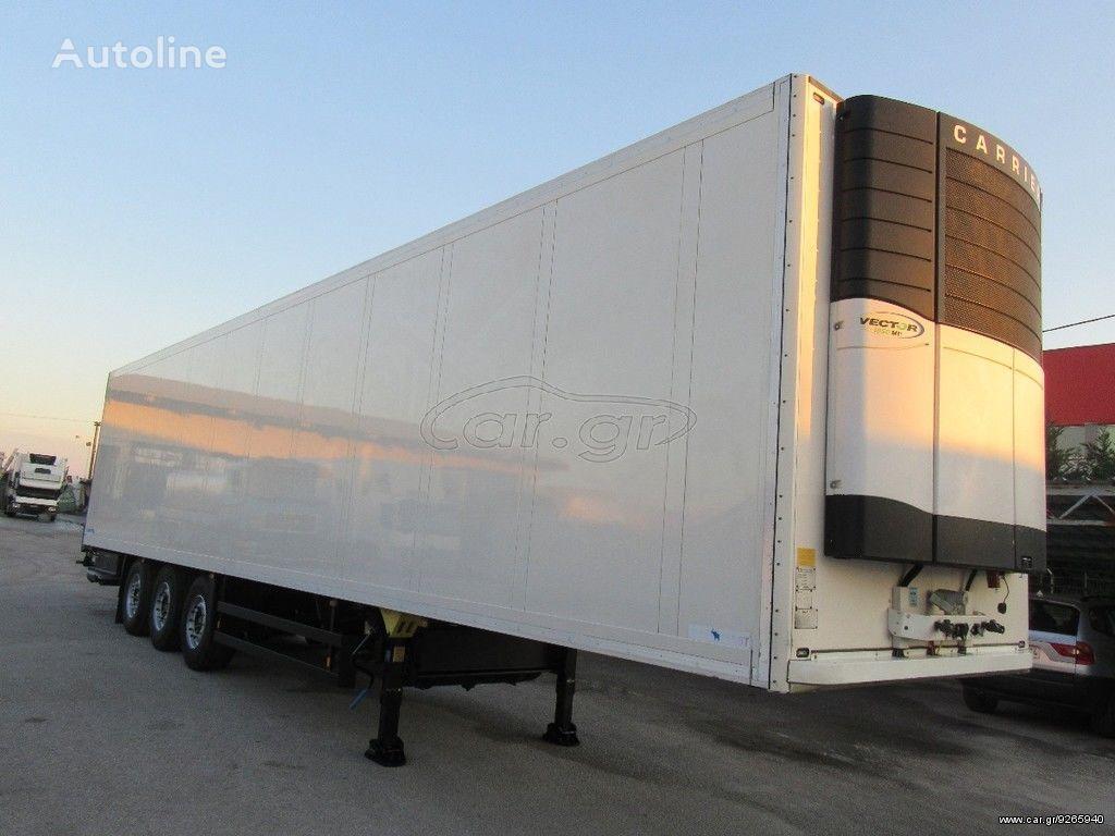 SCHMITZ CARGOBULL SKO 24 '08 refrigerated semi-trailer
