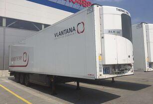 SCHMITZ CARGOBULL SKO 24, FP60, 7cm, Thermo king refrigerated semi-trailer