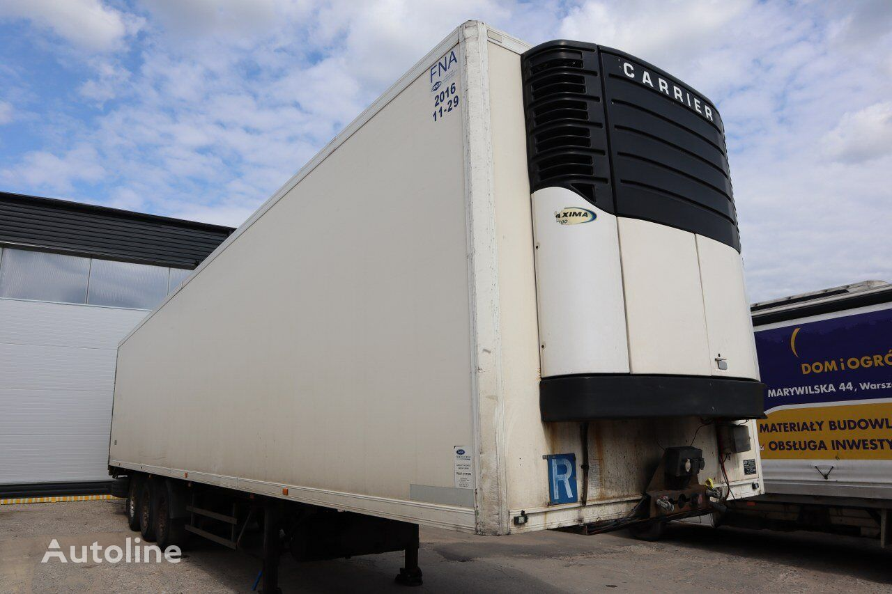 SCHWARZMÜLLER SPA 3/E refrigerated semi-trailer