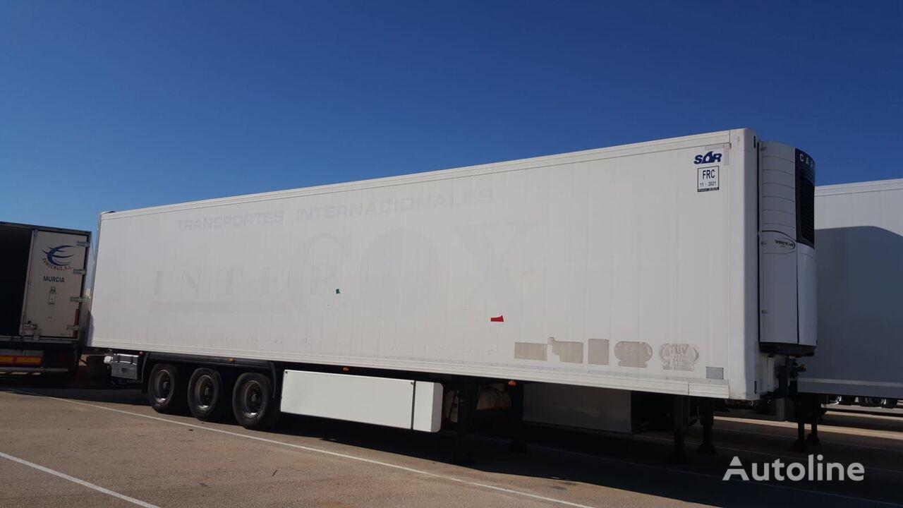 SOR DOBLE PISO refrigerated semi-trailer