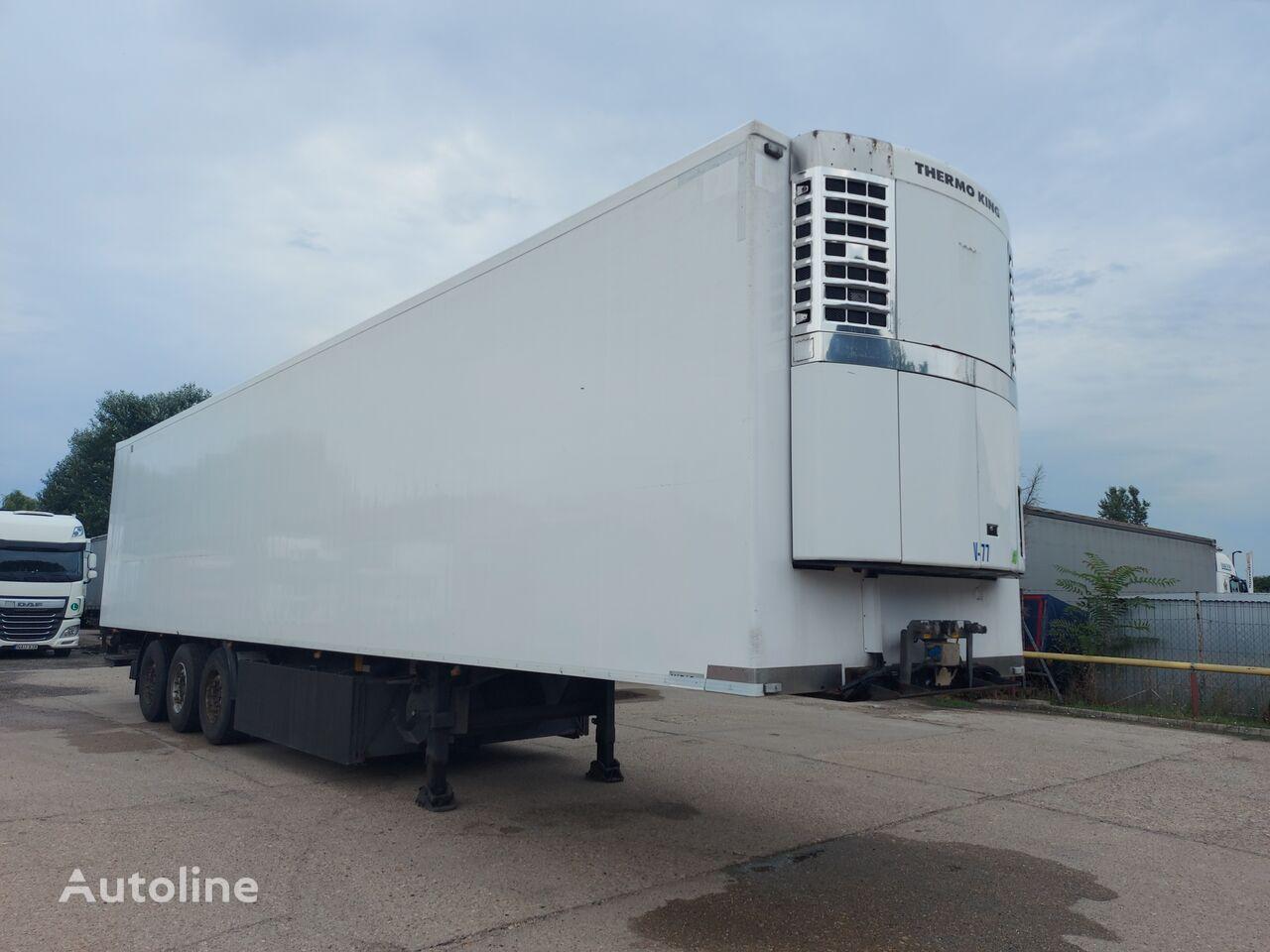VAN HOOL Thermoking SL200 Tail lift  Standard refrigerated semi-trailer