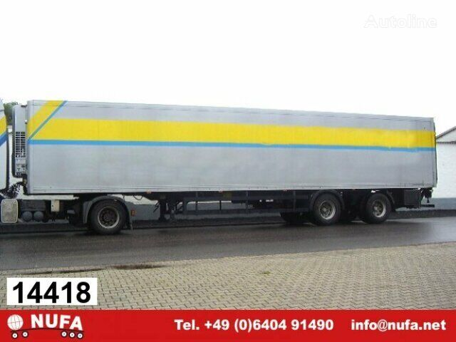 Andere AS-F 20/13.6 Zl.-ZG refrigerated semi-trailer
