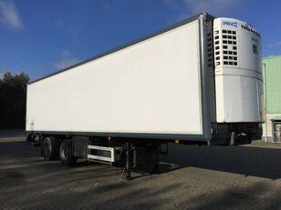 CUPPERS Koel-/Vries - Tiefkühlaufbau + Thermo King refrigerated semi-trailer