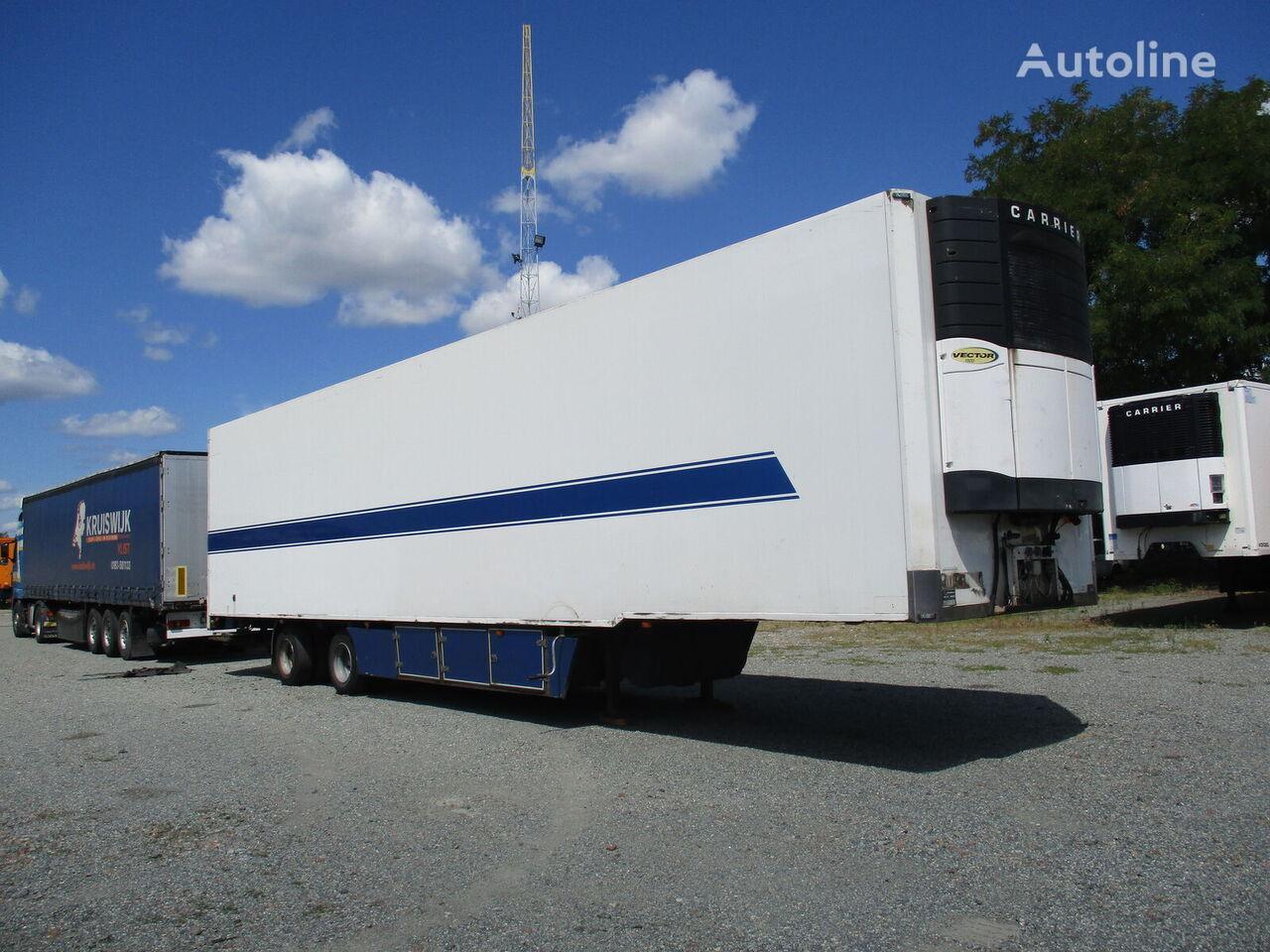 DRACO refrigerated semi-trailer