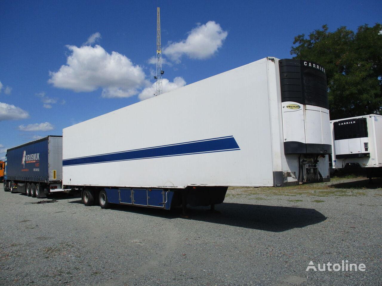 DRACO 2.8 refrigerated semi-trailer