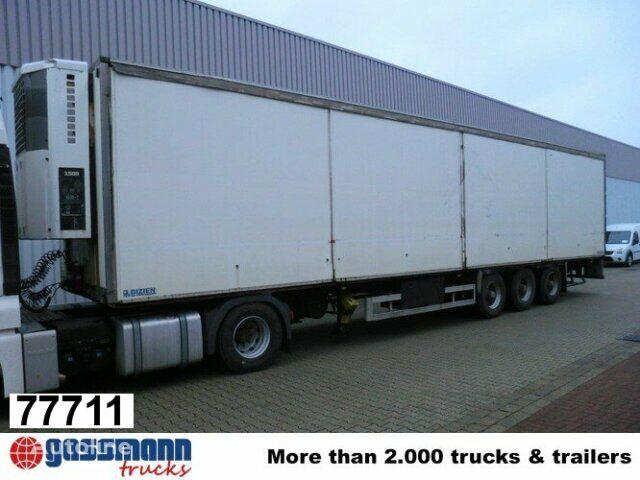 FRUEHAUF FRANCE TC34CGN  refrigerated semi-trailer