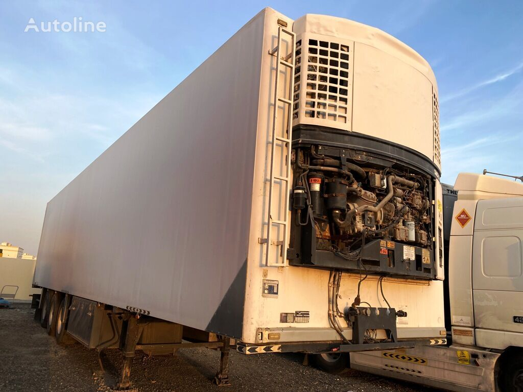 KÖGEL refrigerated semi-trailer