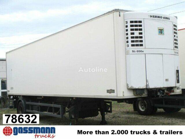 KÖGEL SVKA 10 ZVKA 10 City-Sattel  refrigerated semi-trailer