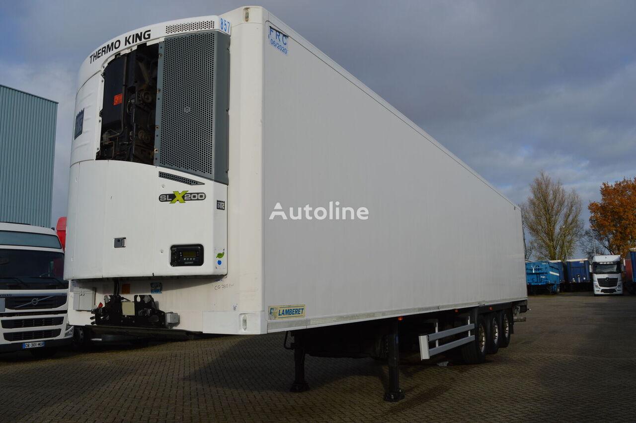 LAMBERET LVFS3F  refrigerated semi-trailer
