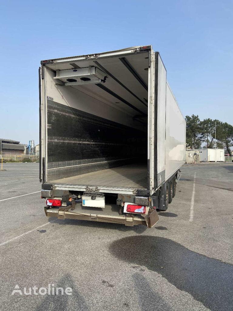 LAMBERET SR2L4T8 refrigerated semi-trailer
