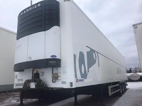 LAMBERET YS-3P refrigerated semi-trailer