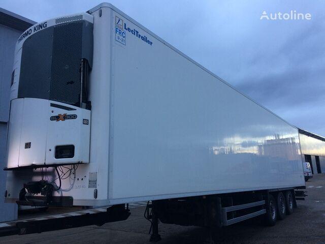LECI TRAILER refrigerated semi-trailer