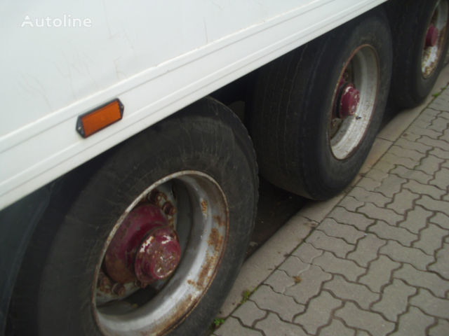 LECI TRAILER srp3 refrigerated semi-trailer