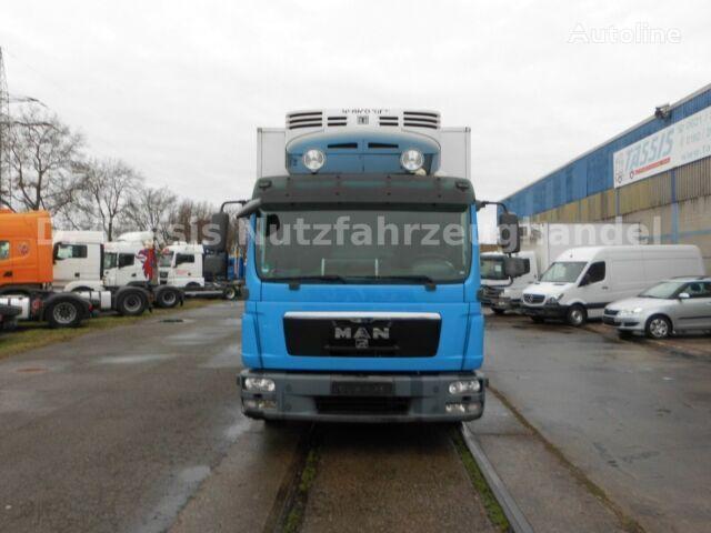 MAN TGL 8.180 L2007  refrigerated semi-trailer