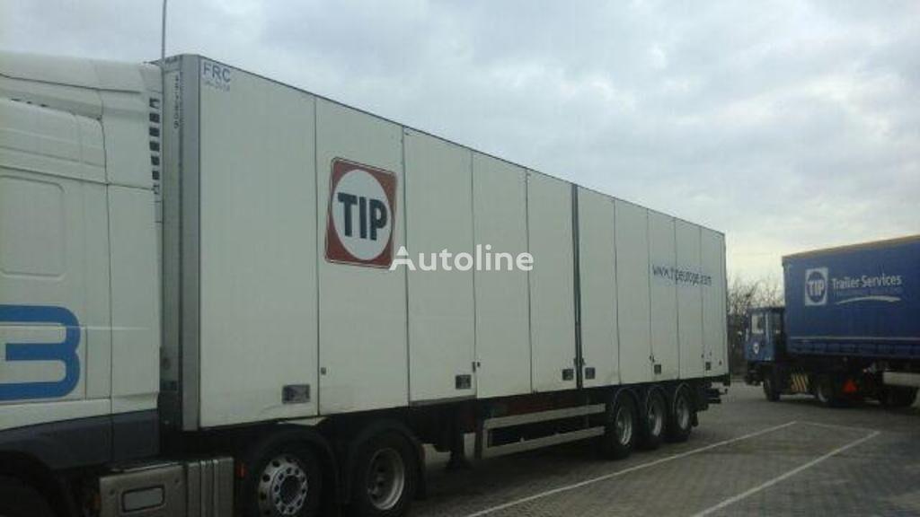 NARKO Närko Reefer refrigerated semi-trailer