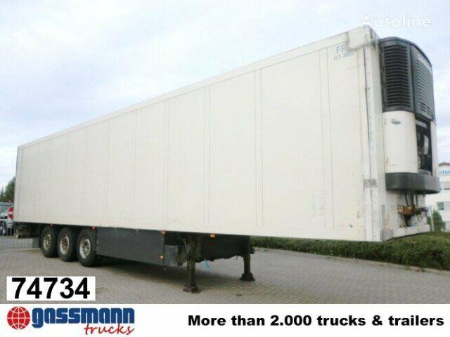 SCHMITZ CARGOBULL Cargobull SKO / 24 refrigerated semi-trailer