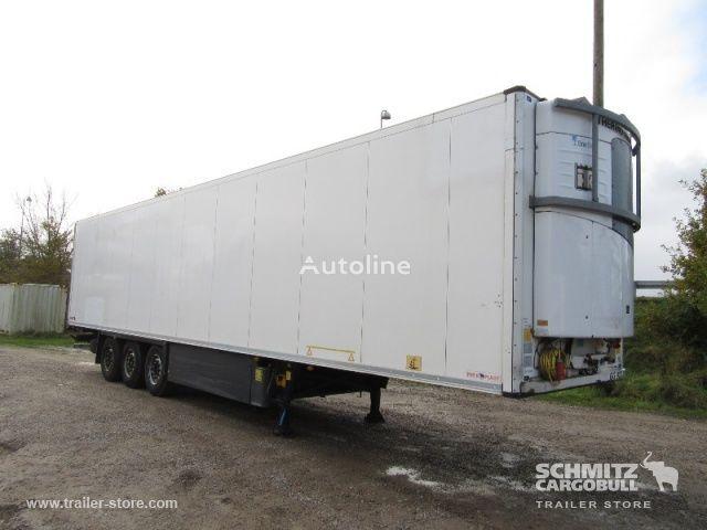 SCHMITZ CARGOBULL Reefer Meat hanging system refrigerated semi-trailer