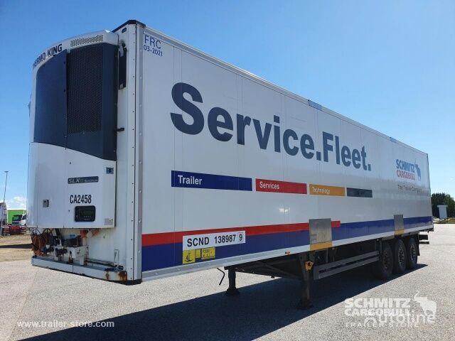 SCHMITZ CARGOBULL Reefer Multitemp Double deck refrigerated semi-trailer