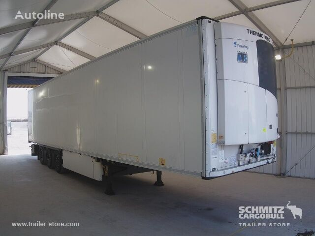 SCHMITZ CARGOBULL Reefer Standard Taillift refrigerated semi-trailer