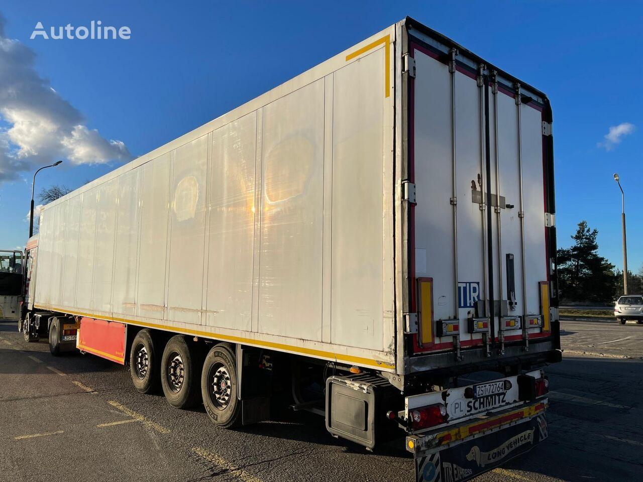 SCHMITZ CARGOBULL SKO 24/L  refrigerated semi-trailer