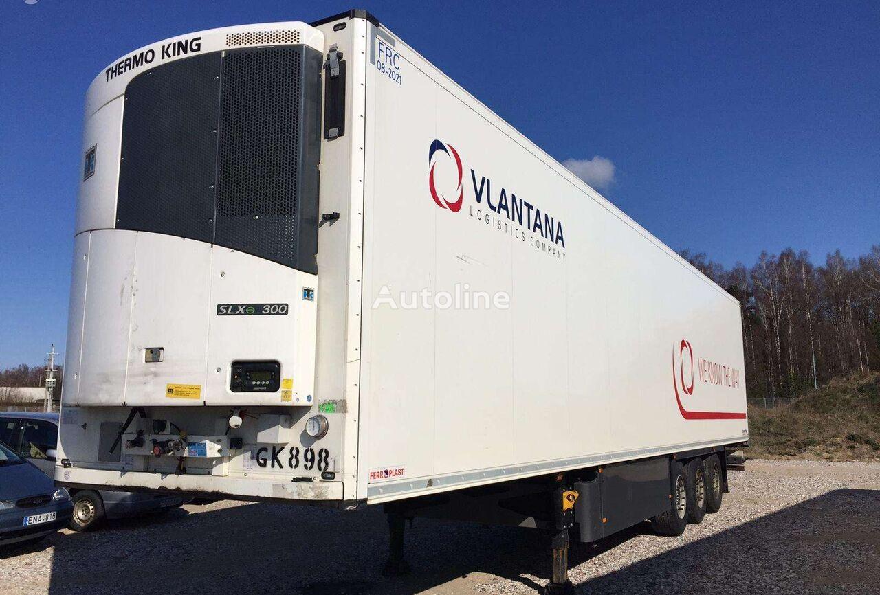 SCHMITZ CARGOBULL SKO24, DoubleDeck refrigerated semi-trailer