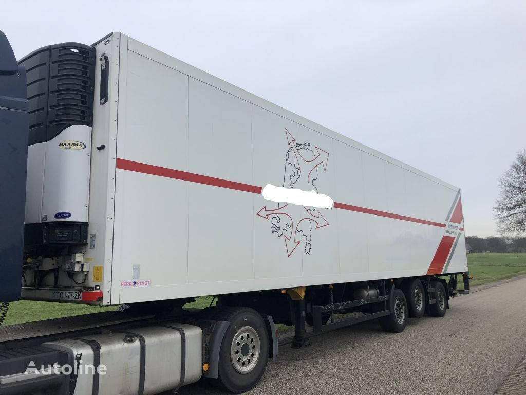 SCHMITZ CARGOBULL Schmitz SKO 24 Carrier 1300 refrigerated semi-trailer