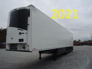new SCHMITZ CARGOBULL V7 DOPPELSTOCK refrigerated semi-trailer