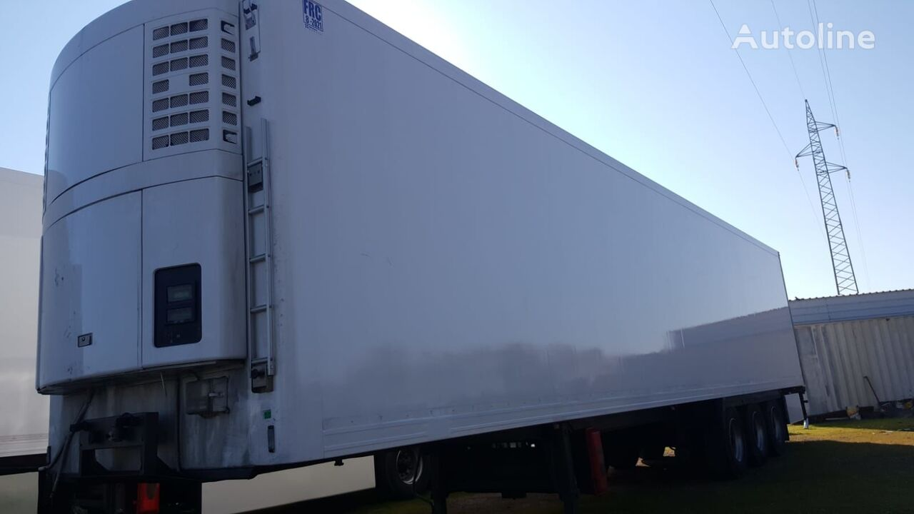SOR refrigerated semi-trailer