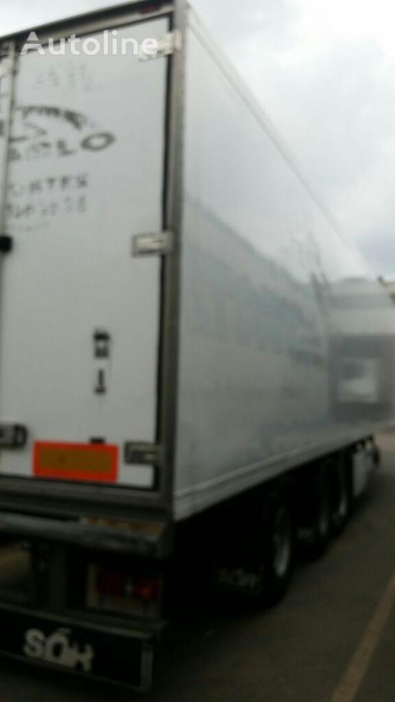 SOR BITEMPERATURA /TRIDEC refrigerated semi-trailer