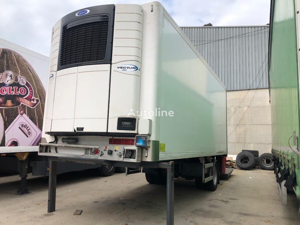 SOR Reefer Trailer refrigerated semi-trailer