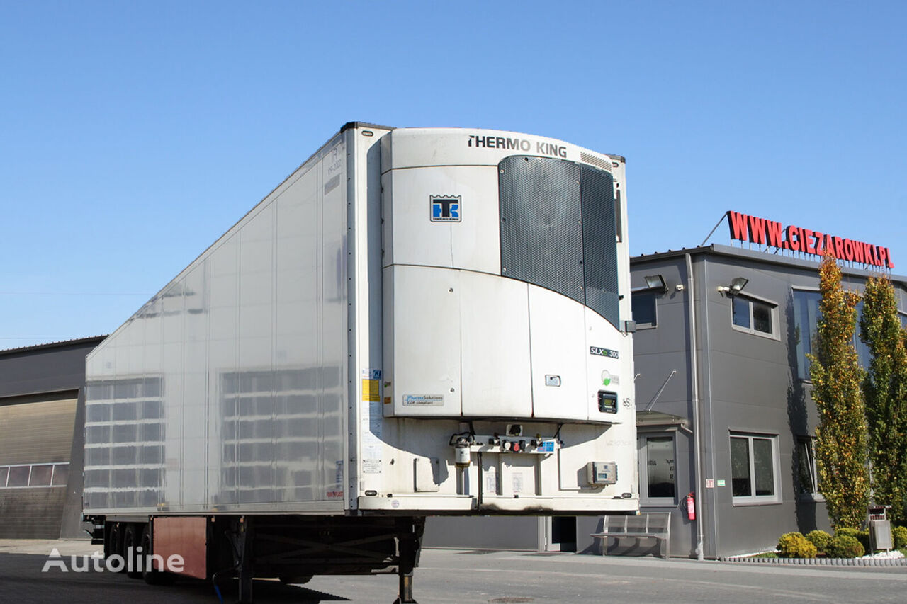 Turbos Hoet MEGA 2.80 M DOPPELSTOCK 5 UNITS! refrigerated semi-trailer