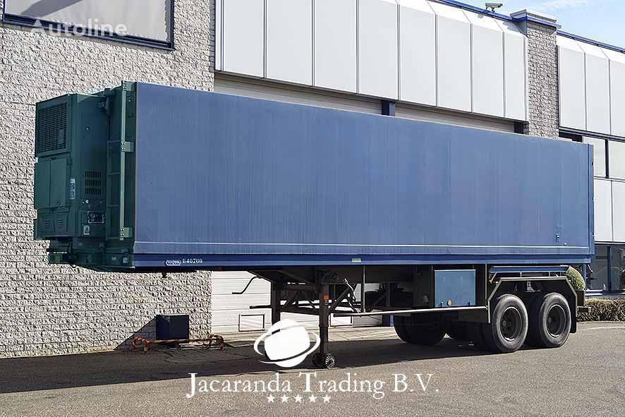 VAN HOOL S-206 refrigerated semi-trailer