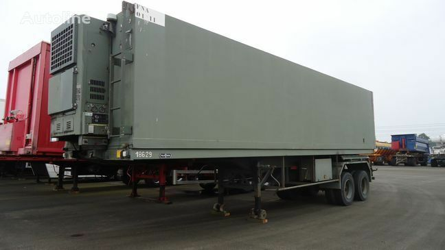 VAN HOOL S-206 Frigo refrigerated semi-trailer
