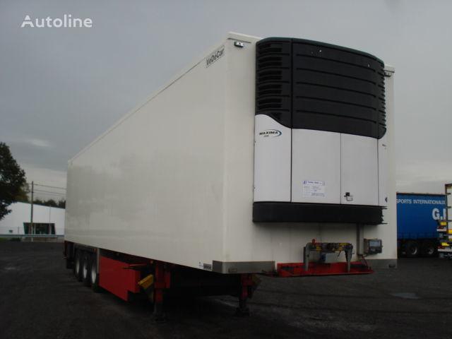 VAN HOOL Védécar  refrigerated semi-trailer