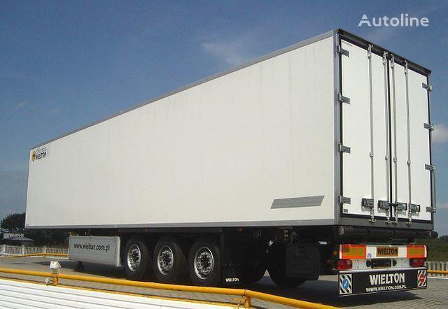 new WIELTON refrigerated semi-trailer