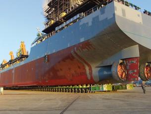 COMETTO MSPE  self-propelled modular transporter