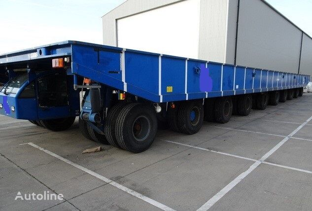 COMETTO Model SYT 10/5 self-propelled modular transporter