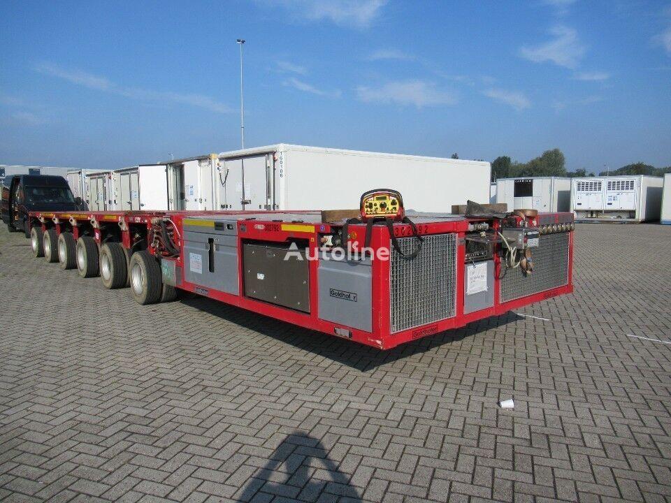 GOLDHOFER PST/SL-E series self-propelled modular transporter