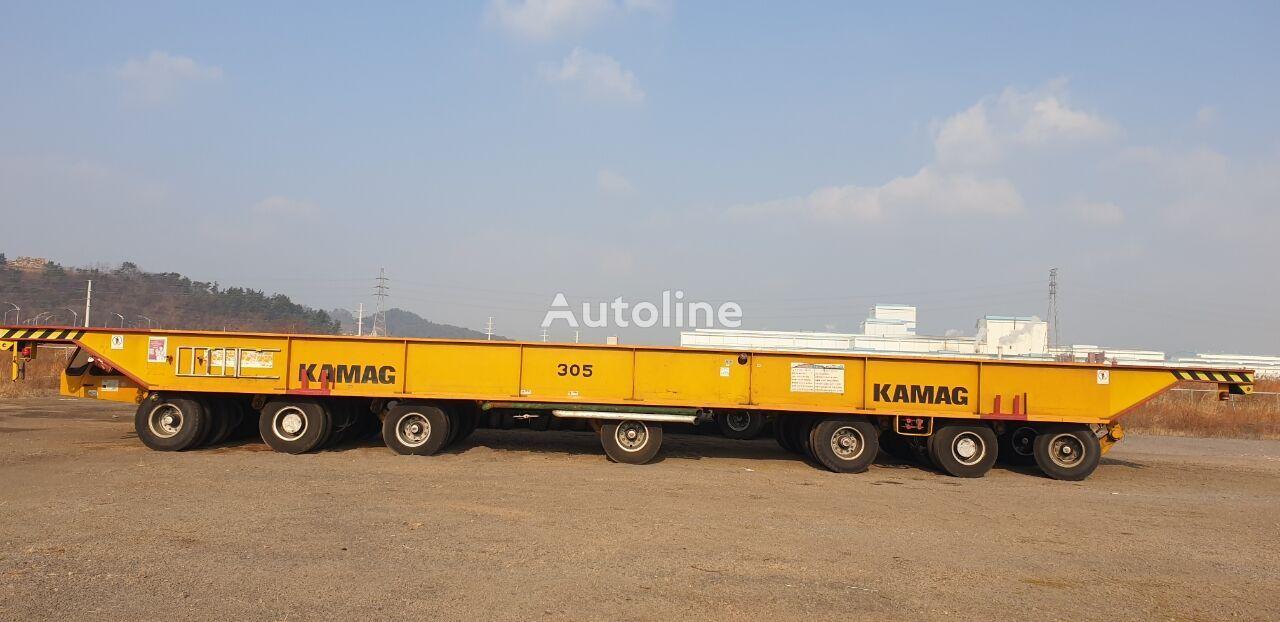 KAMA Kamag Transporter self-propelled modular transporter