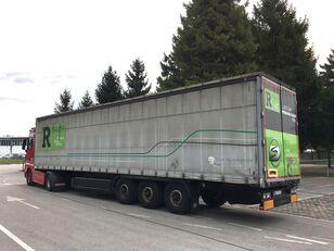 CIMC  SILVERGREEN SG03, Palettenkasten, BPW tilt semi-trailer