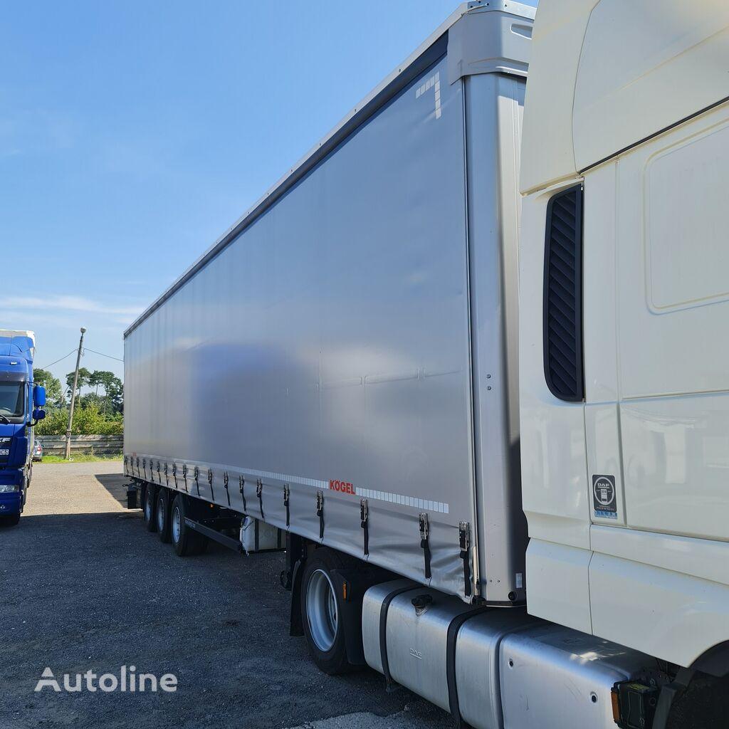 KÖGEL tilt semi-trailer