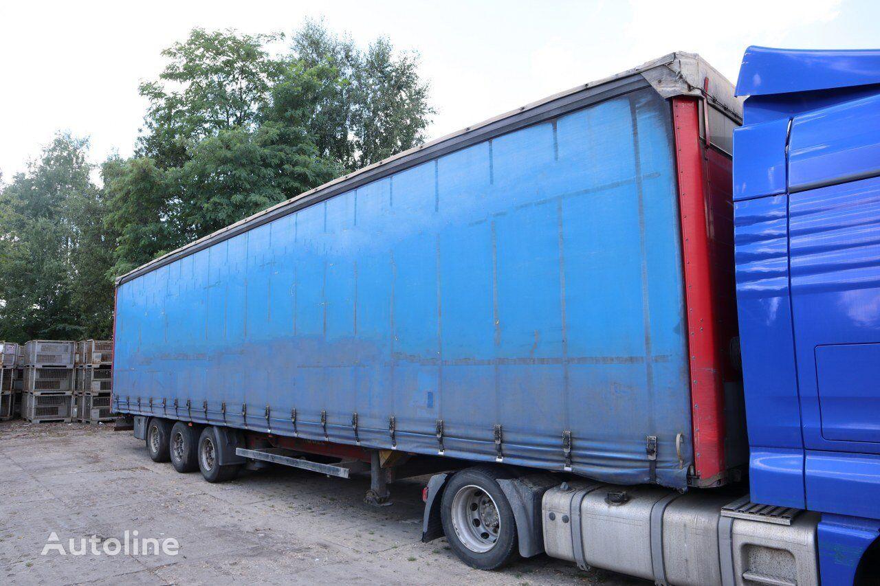 KÖGEL SN 24 Mega tilt semi-trailer