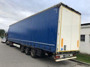 KRONE SD  tilt semi-trailer